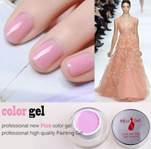 Factory Price High Quality Long Lasting Nail Salon Uv Gel Nails Art Color Soak