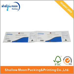Cheap Price Paper Wholesale Rectangle Stickers (QY150330)