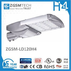 120W LED Street Light Meanwell Driver 5 Years Warranty pictures & photos