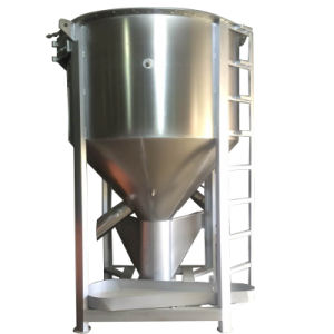 Industrial Stainless Steel Plastic Mixer with High Production Capacity