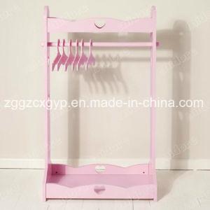 Furniture Kids Wooden Coat Rack