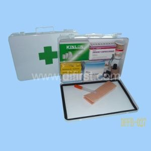 Reusable Industry First Aid Kit with Sealing Strip (DFFB-027) pictures & photos