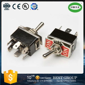 Medium Toggle Switch Micro Switch Rotary Switch pictures & photos