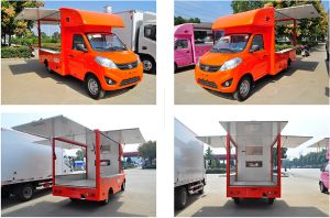 Foton Mobile Food Sales Truck for Sale pictures & photos