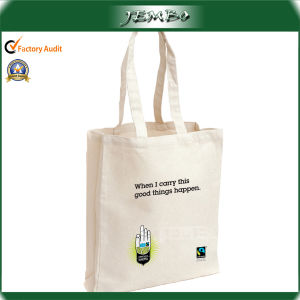 Recycled Eco Friendly Gift Cotton Carrier Bag for Shopping pictures & photos