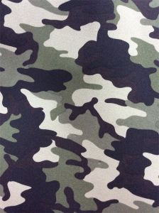 Neoprene with Camo Style Fabric for Wetsuit (HX010) pictures & photos