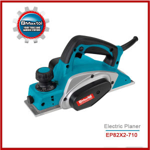 710W 82X2.5mm Electric Planer