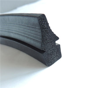 Extrusion EPDM Foam Rubber Floor Squeegee pictures & photos