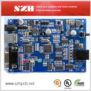 OEM High Quality SMT DIP Security Smoke PCB PCBA pictures & photos