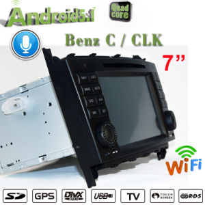 Carplay Anti-Glare (Optional) Android DVD Player for Benz C-Class W203/Clk GPS Navigation W209 Radio/Bt pictures & photos