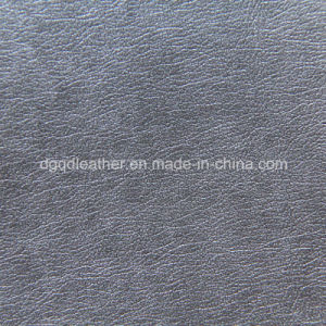 Popular Traditonal Design for Sofa Leather (QDL-53208) pictures & photos