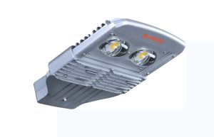 100W Bridgelux Chip Inventronics Driver LED Street Lamp (Semi-cutoff)