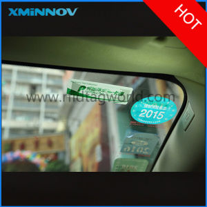 RFID UHF Electronic Toll Collection Anti-Transfer Car Windshield Sticker