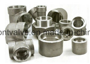 Forged Steel Screwed/Socket Welded Half Coupling pictures & photos