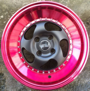 Wci Car Wheels, Alloy 4X4 Wheel Rim with High Strength pictures & photos