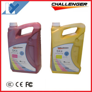 Challenger Sk4 Solvent Ink for Spt255, 510, 1020/35pl Head pictures & photos
