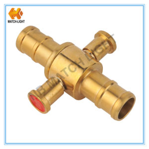Brass OEM Machino Fire Hose Coupling pictures & photos