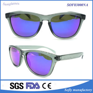 2016 Fashion Brands OEM Factory Eyewear PC Frame of Polarized Lens