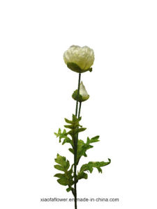 Artificial/Plastic/Silk Flower Single Stem of Poppy (26A2803) pictures & photos