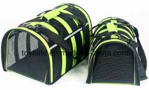Pet Travel Bag Bed Cage Home Dog Carrier pictures & photos