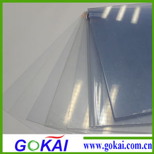 Dust-Proof Clear PVC Rigid Sheet pictures & photos