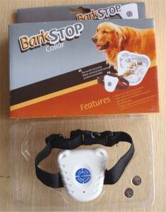 Bark Stop Collar Anti Bark Collar pictures & photos