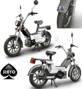 China 50CC Moped, 50CC Moped Manufacturers, Suppliers, Price | Made