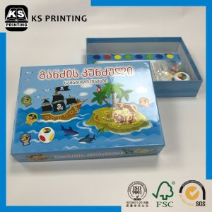 Children Educational&Intelligent Toys Packing Box Paper Box