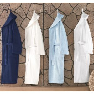 Ultra Light Cotton Bathrobe China pictures & photos