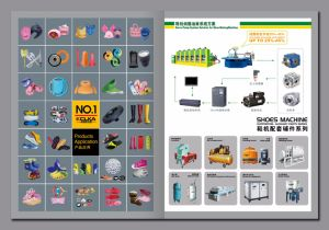 One Color Plastic Soles Injection Molding Machine pictures & photos