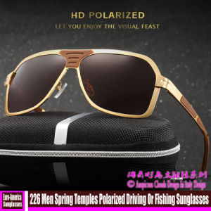 0bfcf63f76210 China 226 Men Spring Temples Polarized Driving or Fishing Sunglasses ...