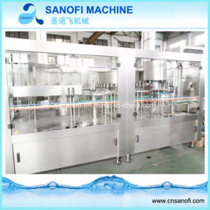 8000bph@500ml Pet Bottle Water Bottle Filling Machine Cgf18-18-6 pictures & photos
