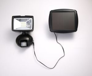 Solar Security Light Single Head