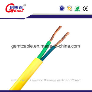 Ce/UL/Gsg Approved Twin Flat BVVB Cable pictures & photos