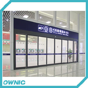 Public Automatic Door - Hangzhou East Railway Station Project in 2013 pictures & photos