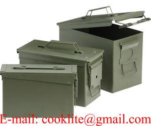 4er Set 4x Benzinkanister Metall 20 L Stahlblechkanister olivgrün 20 Liter UN