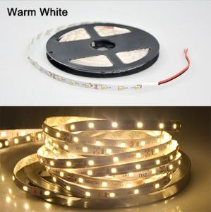 Flexible LED Strip 2835 60LEDs/M 12V DC with TUV Ce FCC Certifications pictures & photos