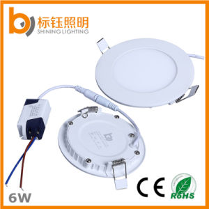 By1006 Office Industrial Home Energy Saving Ceiling LED Light Panel Fixture Ultra Thin Lamp pictures & photos