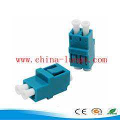 Optical Fiber Cable Duplex SC Adapter