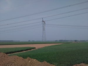 Power Transmission Pipe Tower