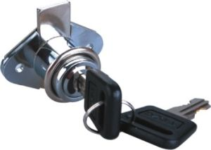 Rhombic Cabinet Drawer Lock