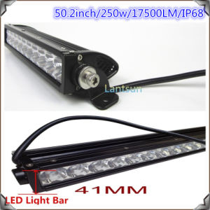 "Super Thin 50"" 250W off Road LED Bar Light pictures & photos"