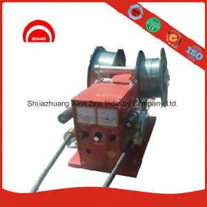 Pull&Push Type Arc Spray Machine Wire Feeder for Thermal Spray
