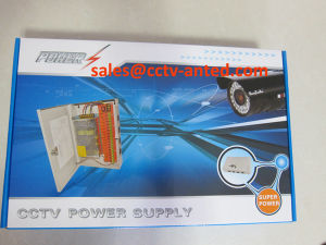 12V DC 18 Channel CCTV Camera Power Supply Distribution Box 30A 360W pictures & photos