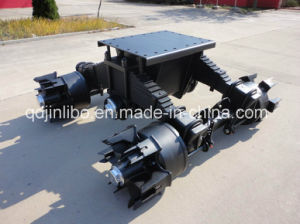Semi Trailer Parts Use Spoke Trailer Suspension pictures & photos