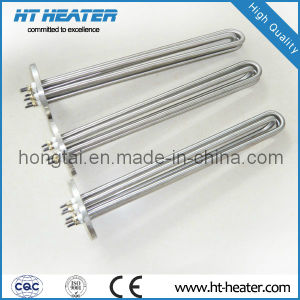 Water Immersion Heater with Plate Flange pictures & photos