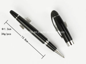 Brand Design Luxury High Classic Stainless Steel Roller Pen with Logo
