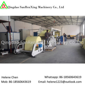 Automatic Double Label Adhesive Coating Machinery
