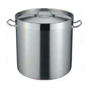 Daily-Use Stainless Steel 18-8 Stock Pot With Mirror Polishing (TT-WN1)