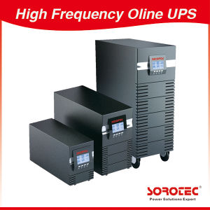 10/15/20kVA Large LCD High Frequency Online UPS pictures & photos
